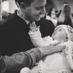 Reportaż z uroczystości Chrztu małej Marysi