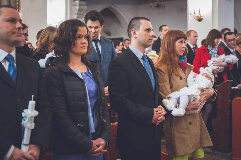 Reportaż z uroczystości Chrztu Anny | Wrocław