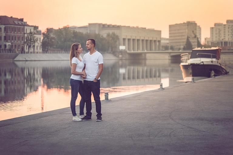 Sesja narzeczeńska - Janka & Kamil | Wrocław