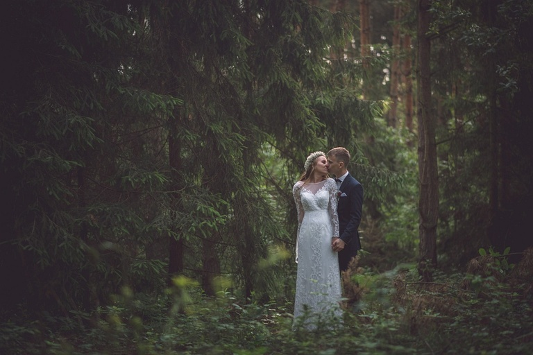 Sesja plenerowa – Kamila & Patryk   Wrocław
