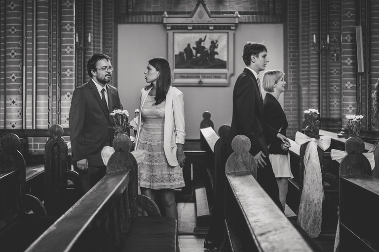 Reportaż ślubny - Ola & Tomek | Bielawa