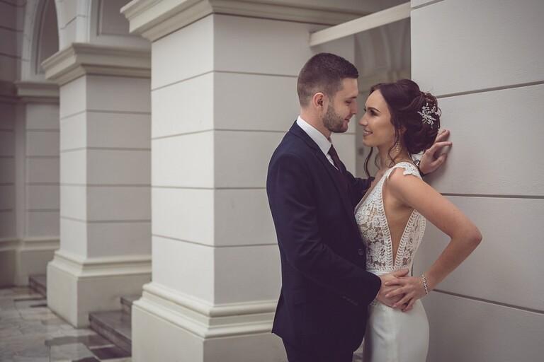 Sesja ślubna - Milena & Tomek | Warszawa