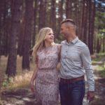 Sesja plenerowa - Dorota & Mateusz | Góry Sowie