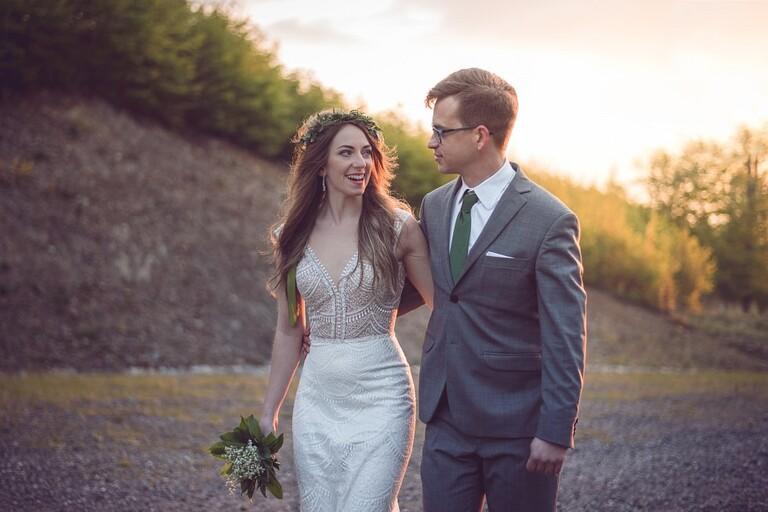 Sesja ślubna - Dorota & Mateusz   Góry Sowie
