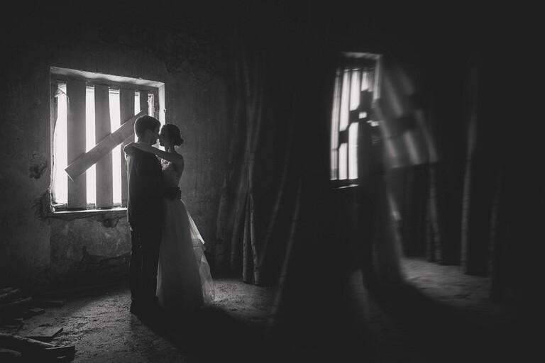 Sesja ślubna - Ania & Jarek | Pałac Krowiarki