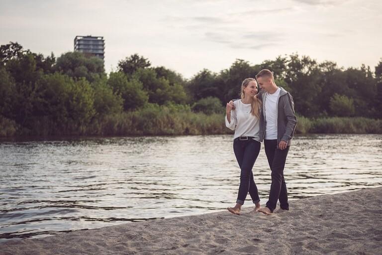 Sesja narzeczeńska - Zosia & Michael   Wrocław