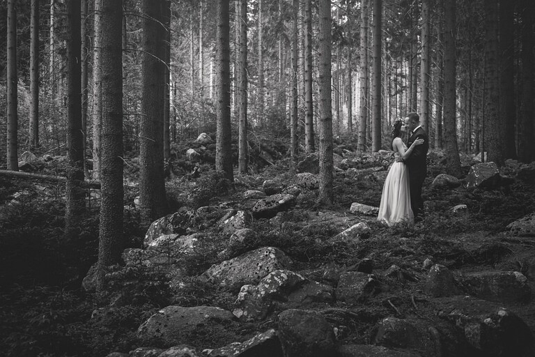 Sesja ślubna - Aneta & Piotrek | Karpacz