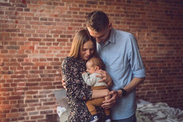 Rodzinna sesja zdjęciowa - Asia, Piotrek i Jakub | Wrocław