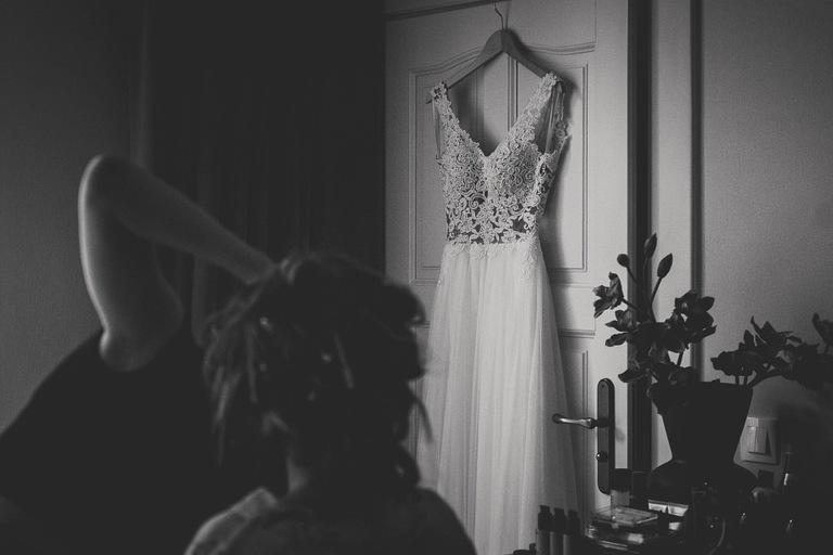 Fotograf ślubny w pracy – Realizacja reportażu