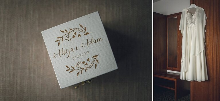 Reportaż ślubny – Ala & Adam   Hotel Azyl