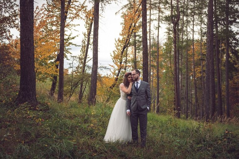 Sesja ślubna - Ola & Grzesiek | Góry Sowie